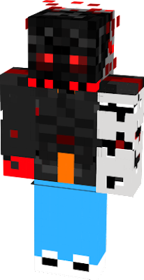 A Wihter has taken Control of RED! Help him, Please!