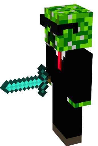Epic Tux Creeper Nova Skin
