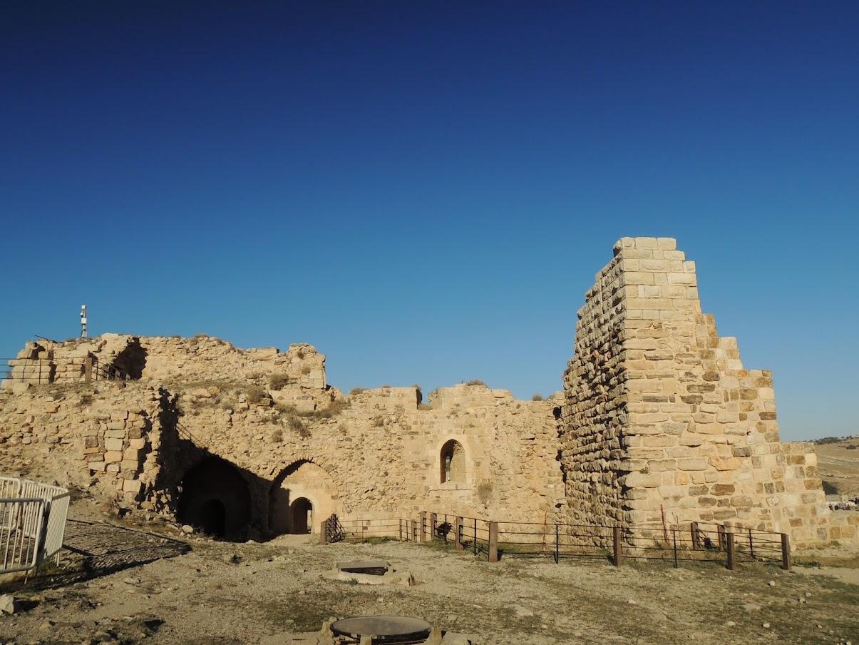 Zamek Al-Karak