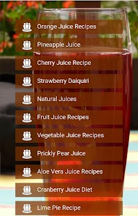 Healthy Juice Diet Recipes - náhled