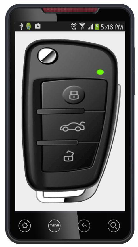 car key lock remote simulator android apps on google play. Black Bedroom Furniture Sets. Home Design Ideas