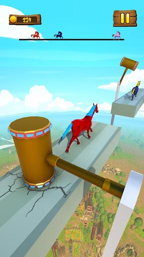 Horse Run Fun Race 3D Games apkpoly screenshots 4