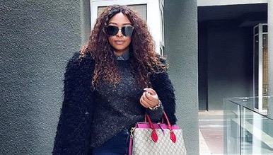 DJ Zinhle is out here securing those coins.