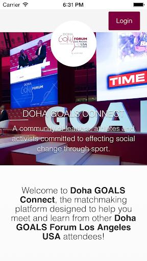 玩免費商業APP|下載DohaGOALS app不用錢|硬是要APP