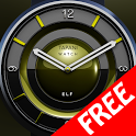 Elf watch face wearable FREE yellow icon