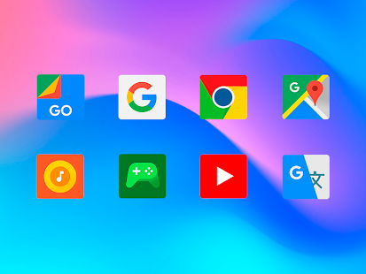 MIUI 10 - Limitless icon pack Screenshot