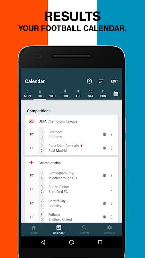 Forza Football - Live soccer scores 4.2.13 screenshots 2