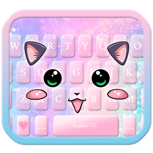 Kawaii Keyboard Theme Icon