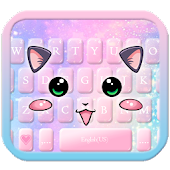 Kawaii Keyboard Theme