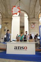 Photo: Stefano Puzzuoli Logge di Banchi Stand ANSO OpenToscana