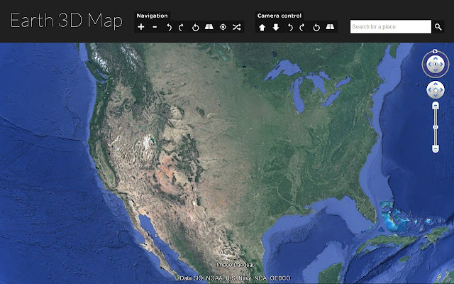 Earth Map Chrome Web Store - Eart map