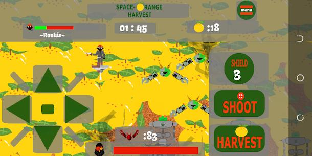 Space – Orange Harvest 1000XP Portable 2