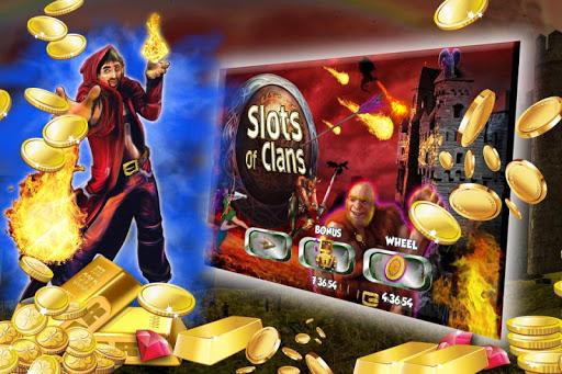 Clan Slots