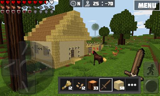 WorldCraft : 3D Build & Craft screenshot 3