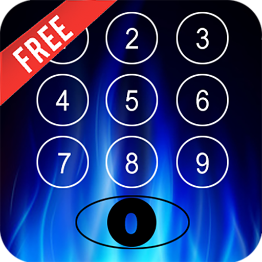 Keypad Lock Screen WatchDog 個人化 App LOGO-APP試玩