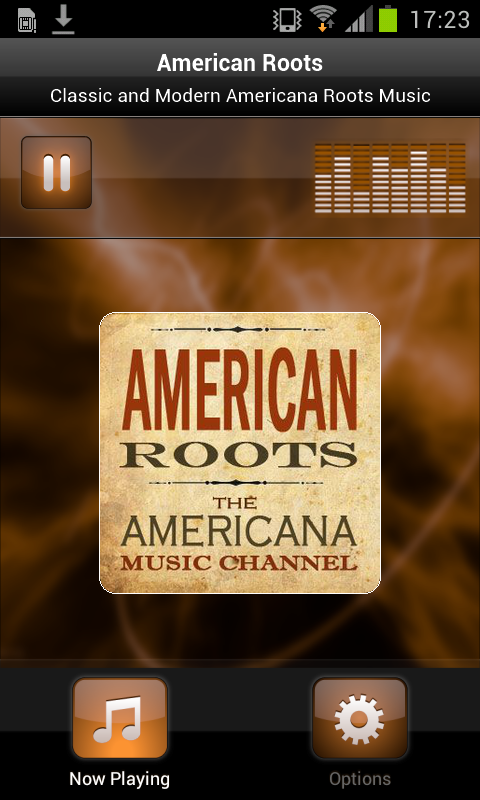 American Roots- screenshot