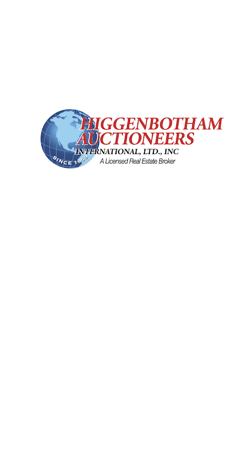 Higgenbotham Auctioneers- screenshot