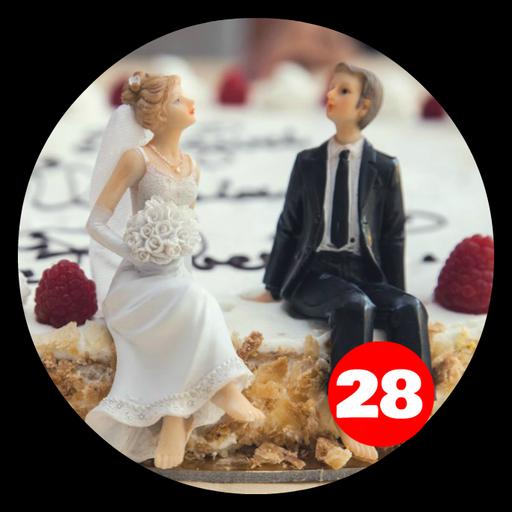 300+ Wedding Cake Recipes