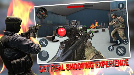 Counter Terrorist Game 2020 - FPS Shooting Strike apkdebit screenshots 1
