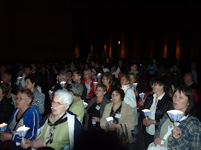Photo: Watykan - Plac św. Piotra - rocznica śmierci Jana Pawła II