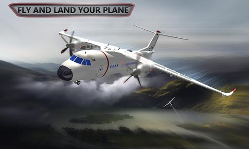 Army Cargo Plane 3D 1.4 de.gamequotes.net 2