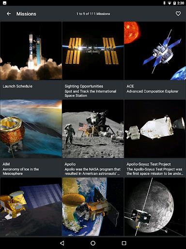 NASA App screenshot 12