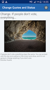 Download Change Quotes For PC Windows and Mac apk screenshot 5