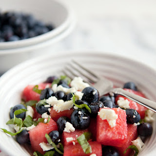 Red, White, and Blue Salad