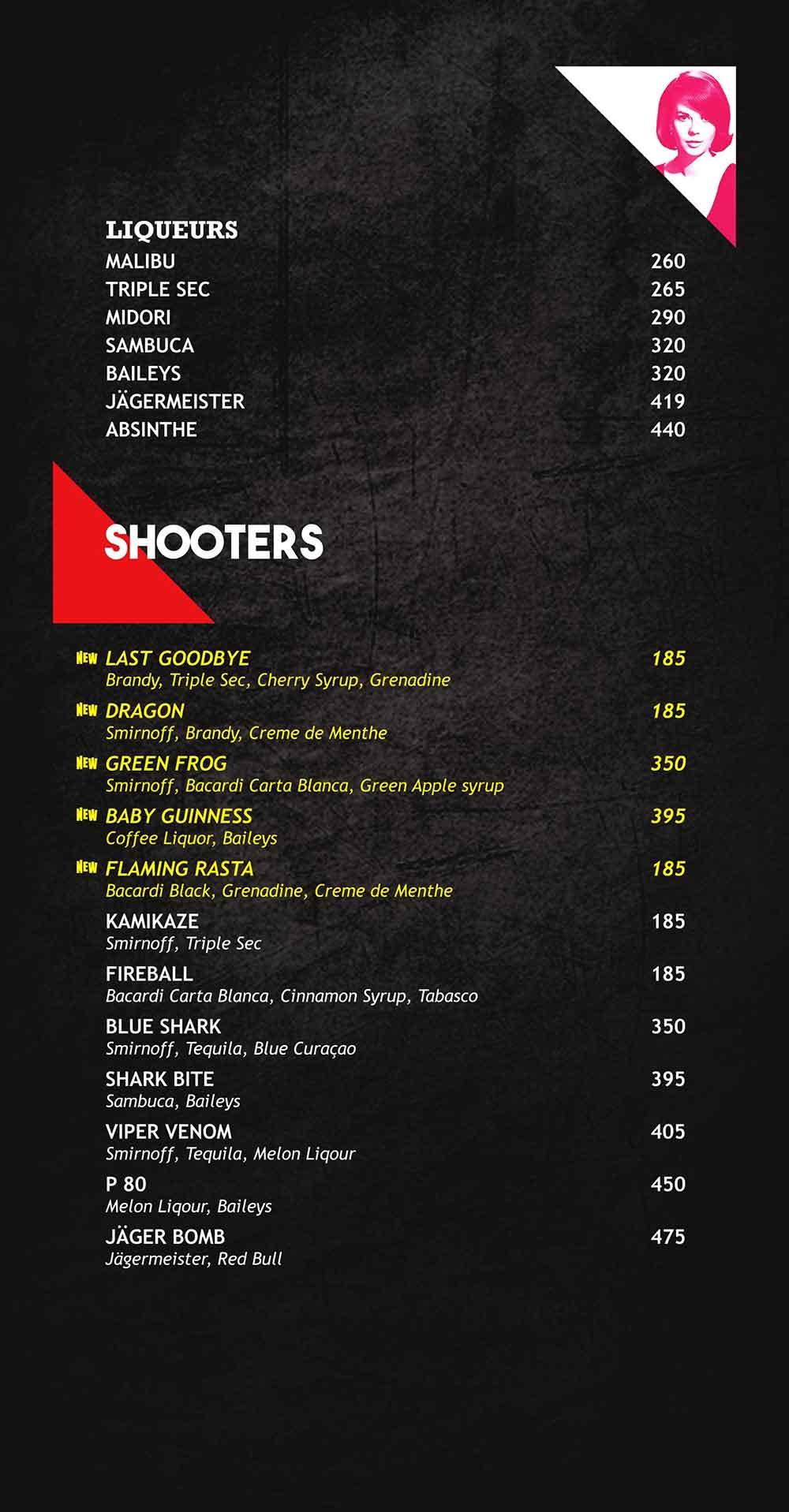 Pop Tate's menu 7