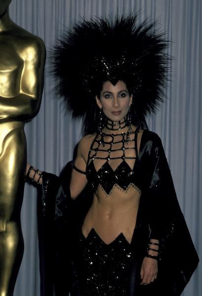 Cher, 58th Academy Awards