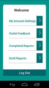 Feedback App screenshot 2