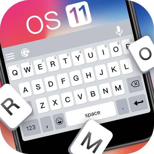OS11 Keyboard for Phone 8