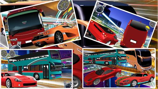 Bus Traffic Racer FREE