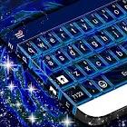 Neon Ripples Keyboard Theme icon