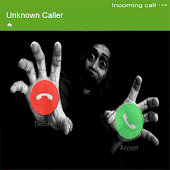 Unknown Caller Scary Prank