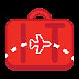 IndiTravel: Book Flight, Hotel & Train icon