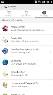 Essential Oils & More- screenshot thumbnail