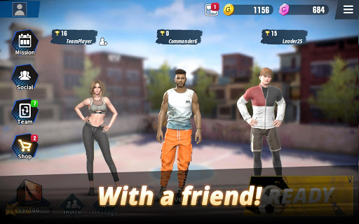 Extreme Football:3on3 Multiplayer Soccer 4673 screenshots 7