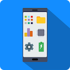 Droid Insight 360: File & App Manager, Device Info icon