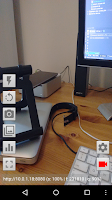 Screenshot of Camera Streamer - IP Cam App