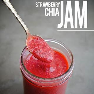 Strawberry Chia Jam.