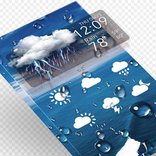 XD Weather - náhled