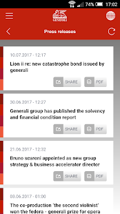 Generali- screenshot thumbnail