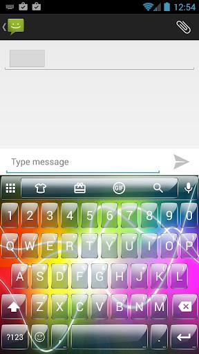 GlassElec Emoji キーボード