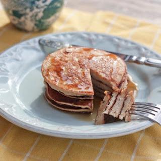 Peanut Flour Protein Pancakes (without Protein Powder) Recipe
