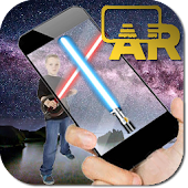 Augmented Lightsaber Reality