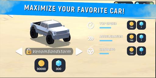 Télécharger Gratuit Desert Drifter - Ultimate Racing Survival Game apk mod screenshots 2