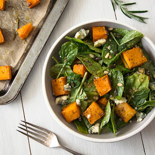 Pumpkin and Blue Cheese? Recipe