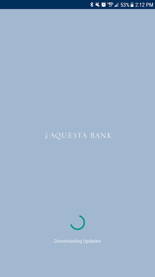 Aquesta Bank Mobile- screenshot