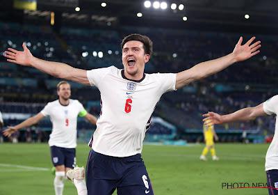 🎥 Revivez en vidéo la qualification des Anglais pour les demi-finales de l'Euro
